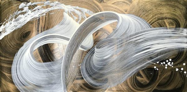 White Cascade VII by Antontio Velfin