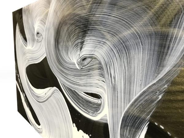 White Cascade VIII by Antontio Velfin