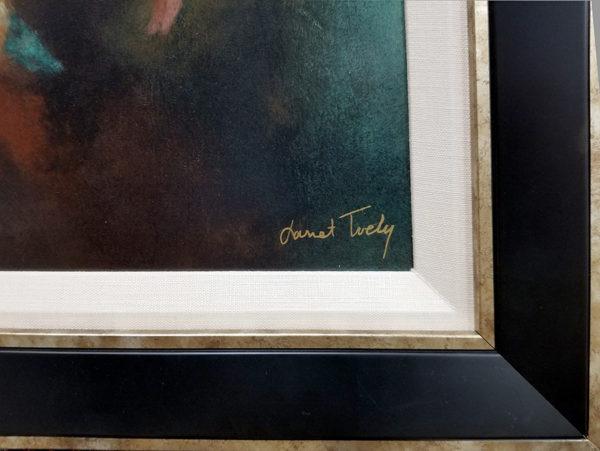 Janet Treby - Desire