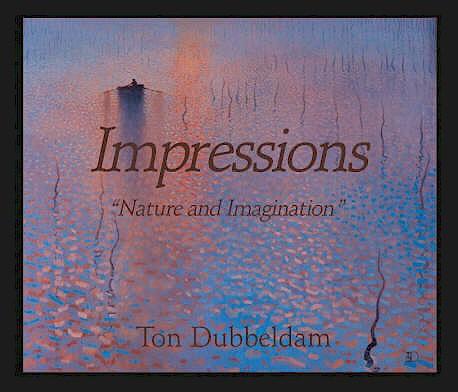 "Ton Dubbeldam hard cover coffee table book ""Impressions"""