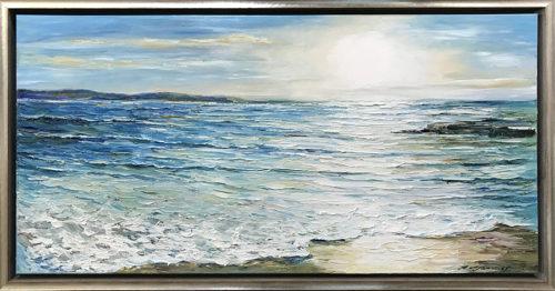 Sea Breeze - Andrii Afanasiev, Framed