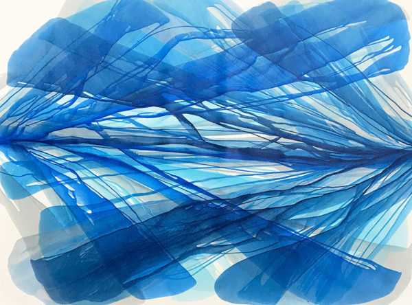 """Blue Rhythm by Antonio Molinari at Art Leaders Gallery, voted """"Michigan's Best Fine Art Gallery"""" is located in the heart of West Bloomfield. This full service fine art gallery is the destination for all your art and custom picture framing needs. Our extensive inventory of art includes styles ranging from contemporary to traditional. The gallery represents international, national, and emerging new talent as well as local Michigan artists."""