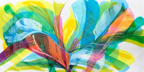 "Prismatic Palm by Antonio Molinari at Art Leaders Gallery, voted ""Michigan's Best Fine Art Gallery"" is located in the heart of West Bloomfield. This full service fine art gallery is the destination for all your art and custom picture framing needs. Our extensive inventory of art includes styles ranging from contemporary to traditional. The gallery represents international, national, and emerging new talent as well as local Michigan artists."