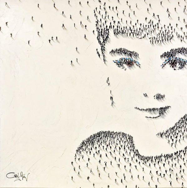 Audrey: Hypnotic by Craig Alan at Art Leaders Gallery - Michigan's Finest Art Gallery