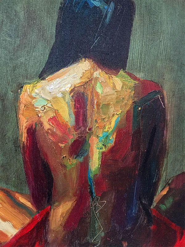 """Spiritual Journey by Henry Asencio at Art Leaders Gallery, voted """"Michigan's Best Fine Art Gallery"""" is located in the heart of West Bloomfield. This full service fine art gallery is the destination for all your art and custom picture framing needs. Our extensive inventory of art includes styles ranging from contemporary to traditional. The gallery represents international, national, and emerging new talent as well as local Michigan artists."""