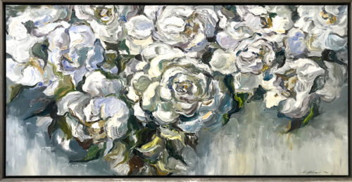 """May Flowers"" by Andrii Afanasiev Art Leaders Gallery, voted ""Michigan's Best Fine Art Gallery"" is located in the heart of West Bloomfield. This full service fine art gallery is the destination for all your art and custom picture framing needs. Our extensive inventory of art includes styles ranging from contemporary to traditional. The gallery represents international, national and emerging new talent as well as local Michigan artists."
