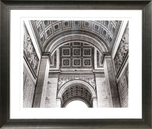 "Arc De Triomphe by Monte Nagler at Art Leaders Gallery, voted ""Michigan's Best Fine Art Gallery"" is located in the heart of West Bloomfield. This full service fine art gallery is the destination for all your art and custom picture framing needs. Our extensive inventory of art includes styles ranging from contemporary to traditional. The gallery represents international, national, and emerging new talent as well as local Michigan artists."