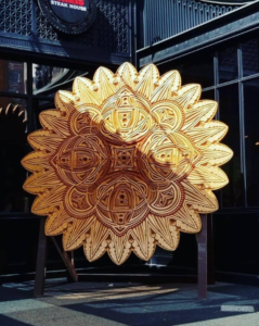 Sun Pop by Joshua Clark ArtPrize 10 2018