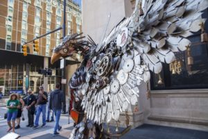 ArtPrize 10 2018 The Phoenix by Joe Butts