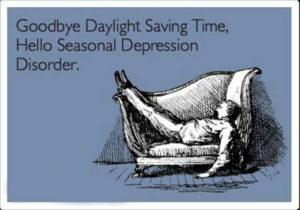 Seasonal Depression S.A.D