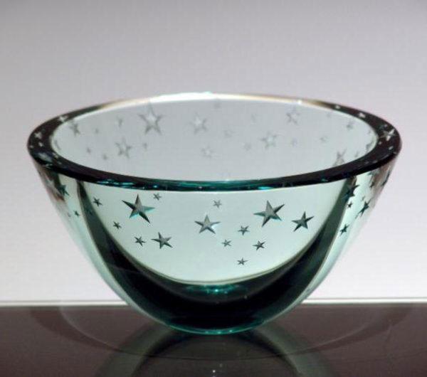 Jade Bowl by Stephen Schlanser at Art Leaders Gallery - Michigan's Finest Art Gallery
