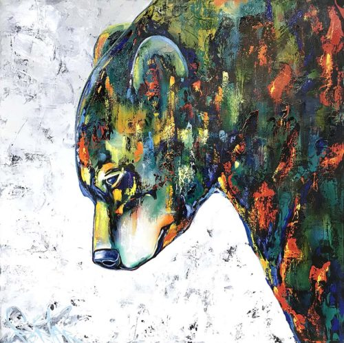 Ursa Major by Brian Porter Original Painting