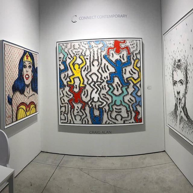 Craig Alan Art Show