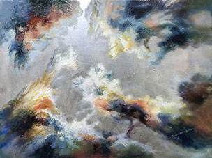 "Changing Light I by Sung Min Kim at Art Leaders Gallery, voted ""Michigan's Best Fine Art Gallery"" is located in the heart of West Bloomfield. This full service fine art gallery is the destination for all your art and custom picture framing needs. Our extensive inventory of art includes styles ranging from contemporary to traditional. The gallery represents international, national, and emerging new talent as well as local Michigan artists."