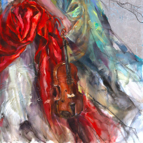 "Enigma by Anna Razumovskaya at Art Leaders Gallery, voted ""Michigan's Best Fine Art Gallery"" is located in the heart of West Bloomfield. This full service fine art gallery is the destination for all your art and custom picture framing needs. Our extensive inventory of art includes styles ranging from contemporary to traditional. The gallery represents international, national and emerging new talent as well as local Michigan artists."