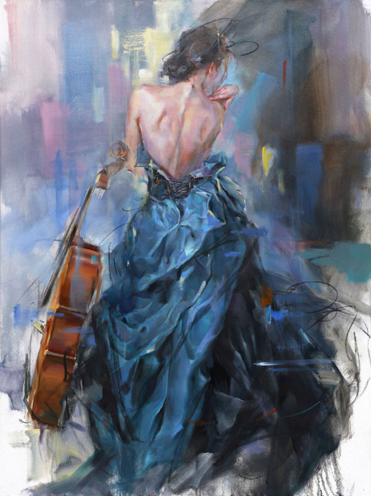 "Luscious by Anna Razumovskaya at Art Leaders Gallery, voted ""Michigan's Best Fine Art Gallery"" is located in the heart of West Bloomfield. This full service fine art gallery is the destination for all your art and custom picture framing needs. Our extensive inventory of art includes styles ranging from contemporary to traditional. The gallery represents international, national and emerging new talent as well as local Michigan artists."