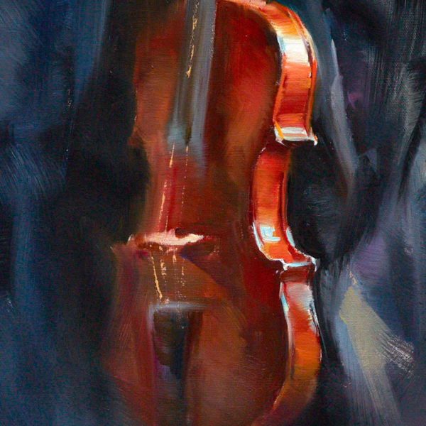 """""""Solo II"""" by Anna Razumovskaya at Art Leaders Gallery, voted """"Michigan's Best Fine Art Gallery"""" is located in the heart of West Bloomfield. This full service fine art gallery is the destination for all your art and custom picture framing needs. Our extensive inventory of art includes styles ranging from contemporary to traditional. The gallery represents international, national and emerging new talent as well as local Michigan artists."""