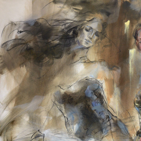 """""""Timeless Journey"""" Sepia by Anna Razumovskaya at Art Leaders Gallery, voted """"Michigan's Best Fine Art Gallery"""" is located in the heart of West Bloomfield. This full service fine art gallery is the destination for all your art and custom picture framing needs. Our extensive inventory of art includes styles ranging from contemporary to traditional. The gallery represents international, national and emerging new talent as well as local Michigan artists."""