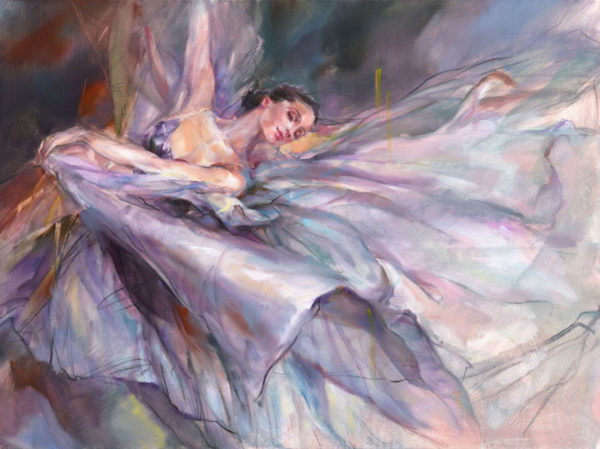 """Translucency"" by Anna Razumovskaya at Art Leaders Gallery, voted ""Michigan's Best Fine Art Gallery"" is located in the heart of West Bloomfield. This full service fine art gallery is the destination for all your art and custom picture framing needs. Our extensive inventory of art includes styles ranging from contemporary to traditional. The gallery represents international, national and emerging new talent as well as local Michigan artists."