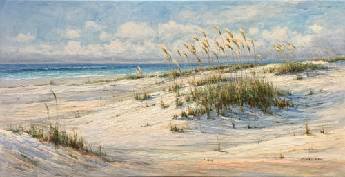 """Summer Breeze"" by Jun Lee at Art Leaders Gallery, voted ""Michigan's Best Fine Art Gallery"" is located in the heart of West Bloomfield. This full service fine art gallery is the destination for all your art and custom picture framing needs. Our extensive inventory of art includes styles ranging from contemporary to traditional. The gallery represents international, national and emerging new talent as well as local Michigan artists."