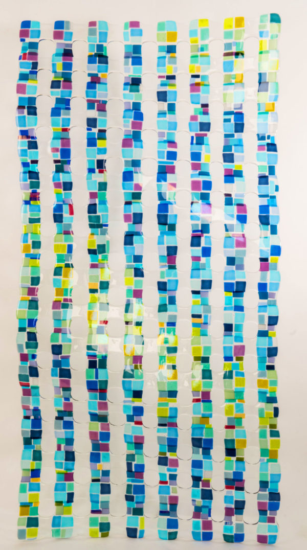 """""""Retro Mesh Commission"""" Series 1   Art Leaders Gallery, voted """"Michigan's Best Fine Art Gallery"""" is located in the heart of West Bloomfield. This full service fine art gallery is the destination for all your art and custom picture framing needs. Our extensive inventory of art includes styles ranging from contemporary to traditional. The gallery represents international, national, and emerging new talent as well as local Michigan artists."""