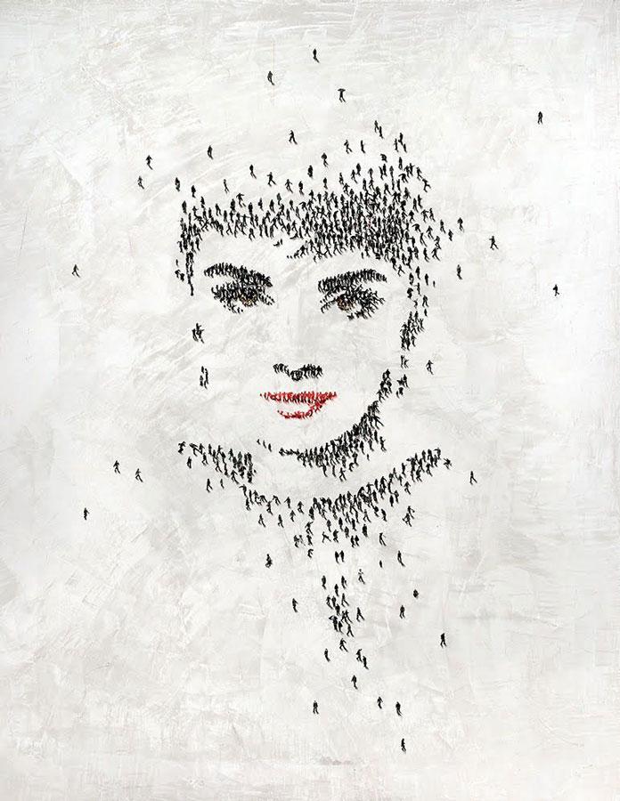 Quiet Gaze Audrey Hepburn Craig Alan