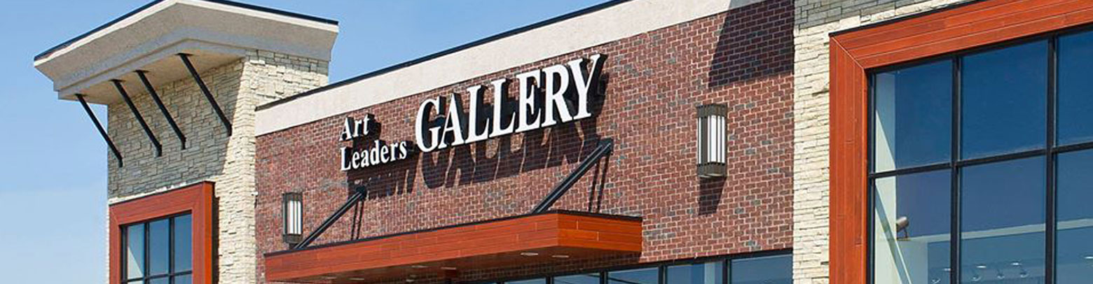 Art Leaders Gallery storefront