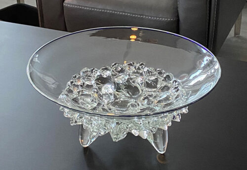 Clear Thorn Bowl