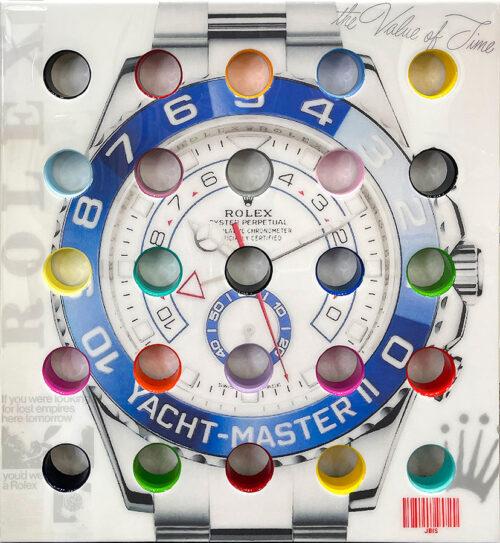 Contemporary Rolex Watch