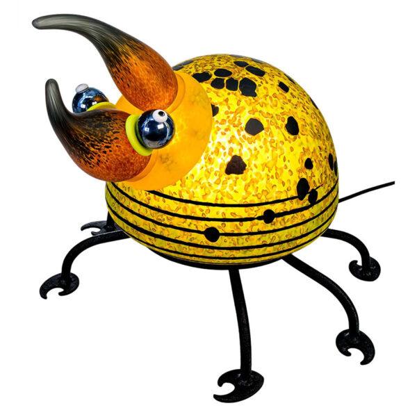 Glass Bug Sculpture